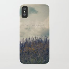 Limitless Mind iPhone Case