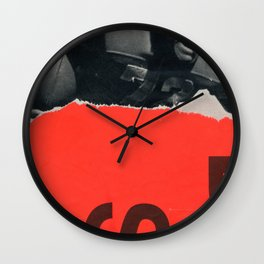 offense Wall Clock