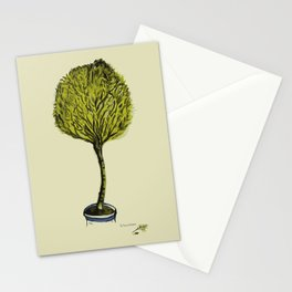 My little Olive Tree Stationery Cards