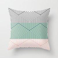 bali Throw Pillows featuring bali by guapa.