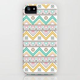 Batik Style 4 iPhone Case