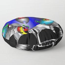 ROBO Floor Pillow