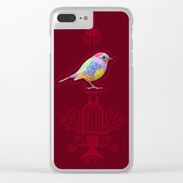 Uncaged Clear iPhone Case