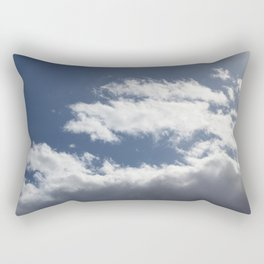 Cotton Candy in the Sky Rectangular Pillow