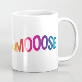 Mmmoooose Coffee Mug