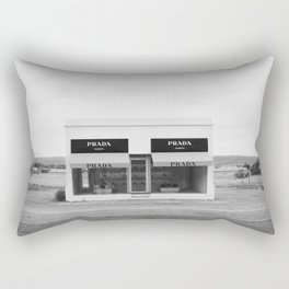 Highway 90 II Rectangular Pillow
