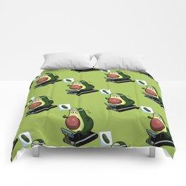Avo-Cardio Monday Comforters