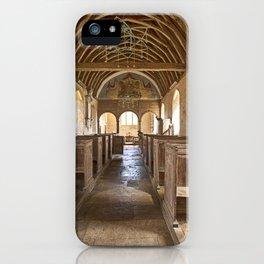 Holy Sepulchre Warminghurst iPhone Case
