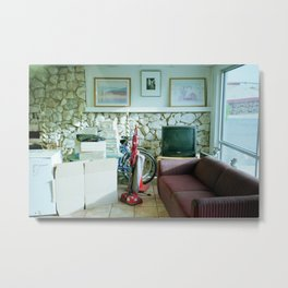 motel aesthetics Metal Print