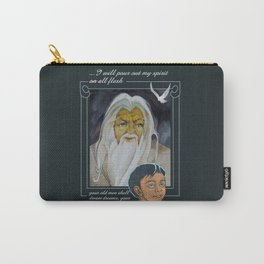 I Will Pour Out My Spirit Carry-All Pouch