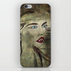 The Vampress iPhone & iPod Skin