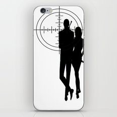 Double Oh Target... iPhone & iPod Skin