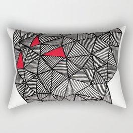- superhero - Rectangular Pillow