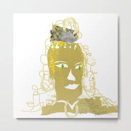 Jeweled Luck 1 Metal Print