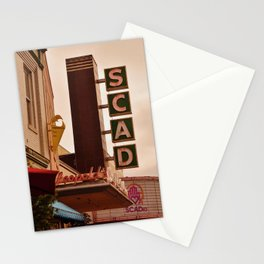 Savannah College of Art and Design Stationery Cards