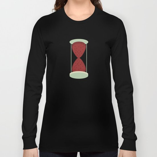strawberry fields forever Long Sleeve T-shirt