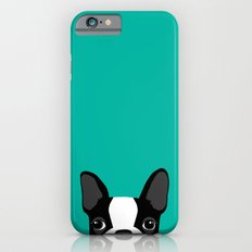 Boston Terrier Slim Case iPhone 6