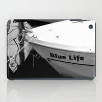 boats iPad Cases featuring boats by habish