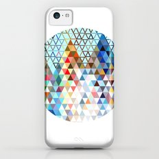 geometry rocks Slim Case iPhone 5c
