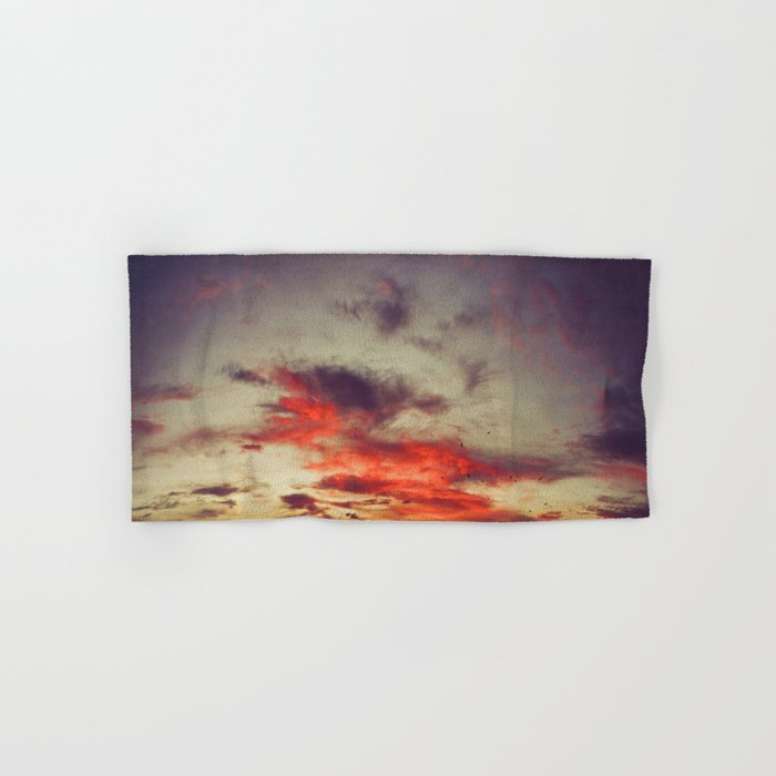 Supersaturated Dawn Hand & Bath Towel