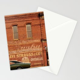 1968 Dodge Charger R/T - Levi Strauss & Co. Stationery Cards