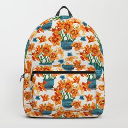 Lily Blossom Backpack