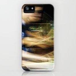 Rhythm and Light iPhone Case