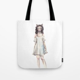 My deerest II Tote Bag