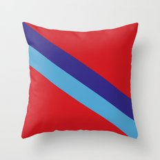 Team, colors, Nacional Throw Pillow
