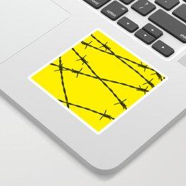 wires Sticker