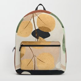 Branches and Leaves in an Abstraction 02 Backpack