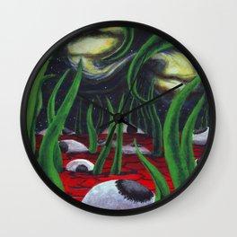 Strange Horizons Wall Clock
