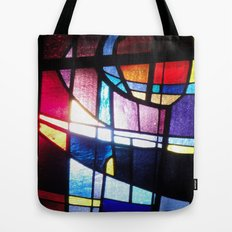 Stained Beauty Tote Bag