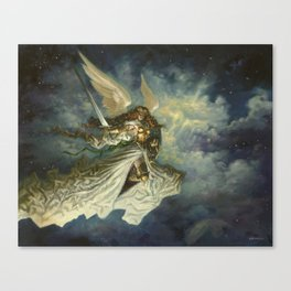 Baneslayer Angel Canvas Print