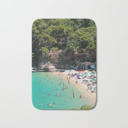 Costa Brava Beach Bath Mat