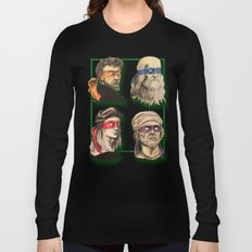 Renaissance Mutant Ninja Artists Long Sleeve T-shirt