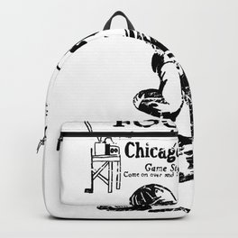 Chicago-Duluth-Radio Backpack