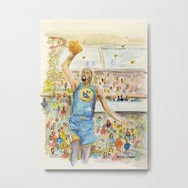 Durant_basketball player Metal Print
