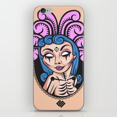 Hoochi Mama iPhone & iPod Skin