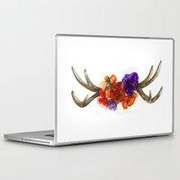 boho Laptop & iPad Skins featuring BOHO by Katya Zorin