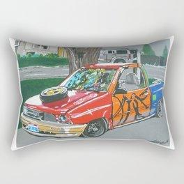 """the steve"" Rectangular Pillow"