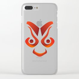 Lord Clear iPhone Case