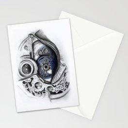 Mechanical Eye Stationery Cards