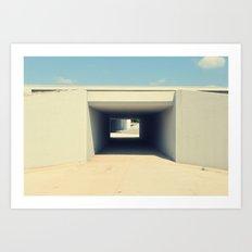 (CONNECT II) Art Print