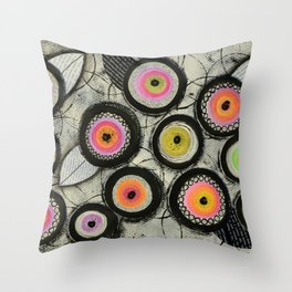 Flowers #2 Throw Pillow
