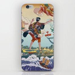 Ukiyo-e tale: The legend iPhone Skin