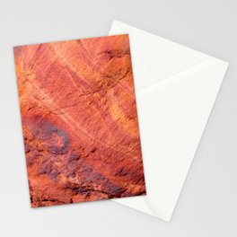 Natural Sandstone Art - Valley of Fire Stationery Cards