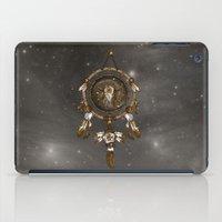 dreamcatcher iPad Cases featuring DreamCatcher by Paula Belle Flores