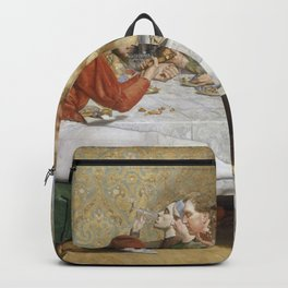 John Everett Millais - Isabella Backpack