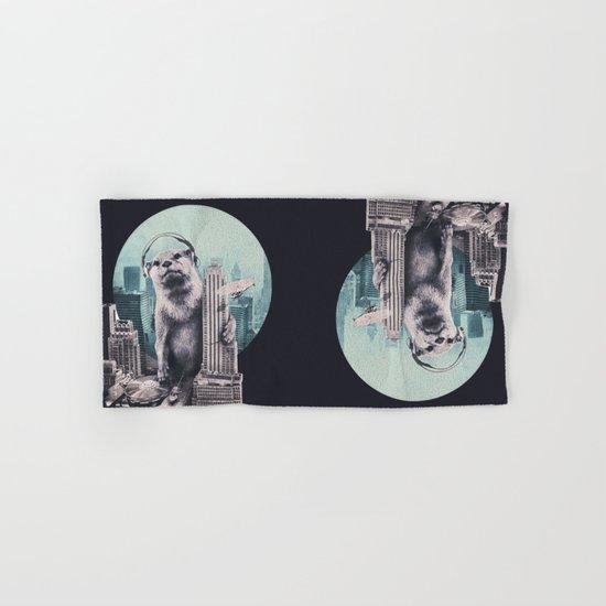 DJ Hand & Bath Towel